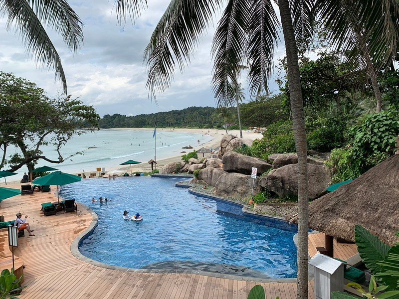 Banyan Tree Bintan Swimming Pool