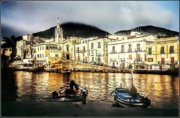 Sicily: Aeolian Islands - Isole Eolie