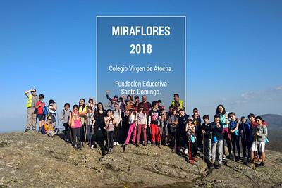 Colegio  Virgen de Atocha - Miraflores 2018