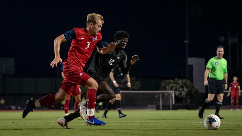NJIT @ VCU Soccer 9.8.19