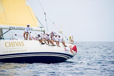 Chivas Boat and Crew