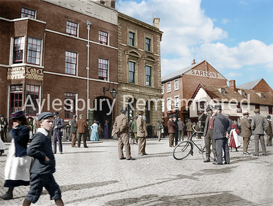 Old Aylesbury in Colour