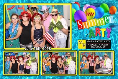 Keller Williams Summer Party 2018