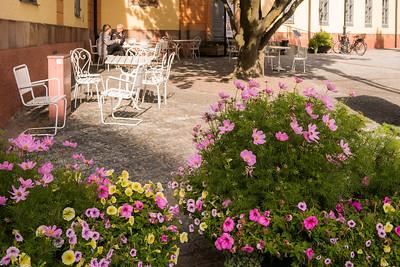 Uppsala in September