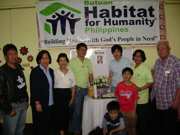 Butuan Habitat for Humanity - Philippines