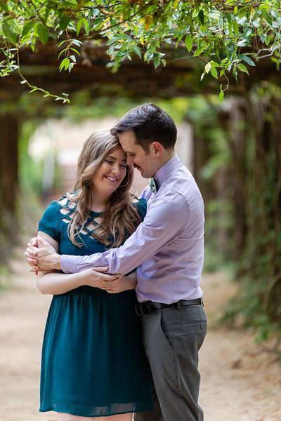 Soleille & Matt | Chapel Hill Engagement Photography