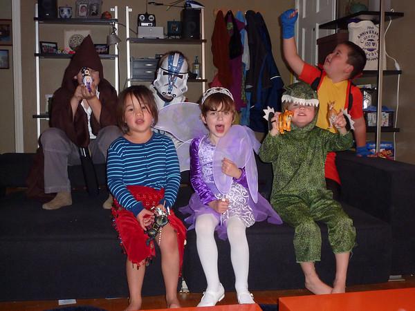 PEPS Halloween - 10/25/2009