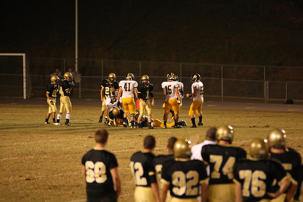 10-5-12 Friday Night Football @ Draughn