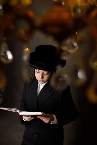Gottlieb Moishe Bar Mitzvah pictures
