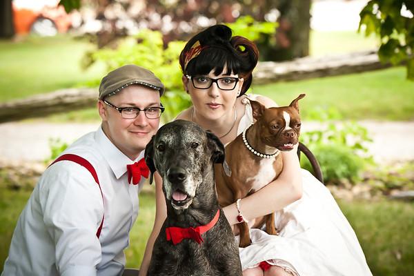 Jaclyn & Josh's Wedding ©Melissa Doyle