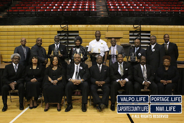 2017 City of Hammond Annual MLK Candlelight March