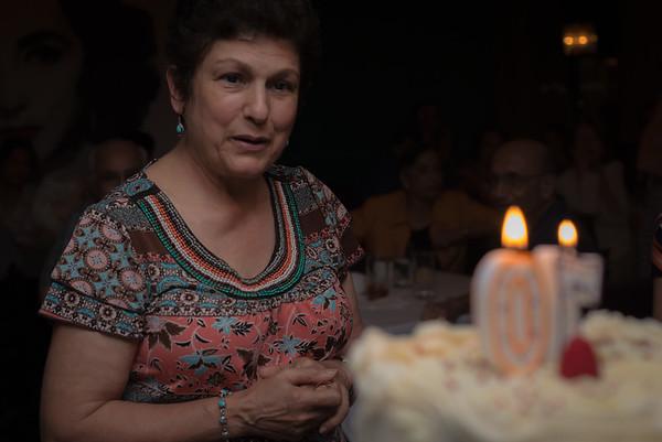 Oovi's 70th Birthday