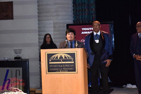 2018 Detroit Community Health Connection 30th anniversary Gala and Awards dinner