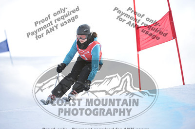 BC High School Provincial Championships - Skiing