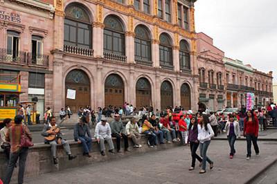 Slideshow - Zacatecas Walking Tour