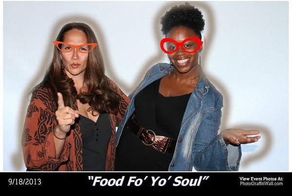 2013-09-18 Food Fo Yo Soul