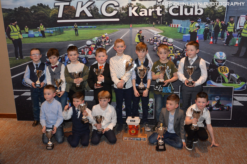 Tullyallen Karting Club 2017 Championship Awards
