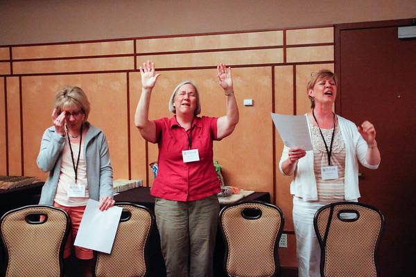 2013 Colorado Retreat | Pre-Retreat Volunteer Staff