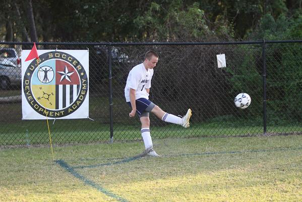 CCHS vs CDS Boys Soccer