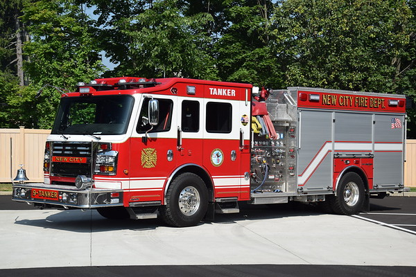 New City Fire Department