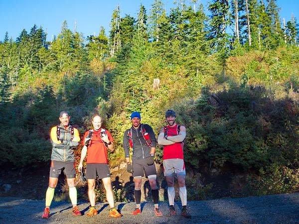 Kludahk Trail 2014