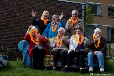 paddepoel 2012-bernlef-koninginnedag-deddie en de mamma's
