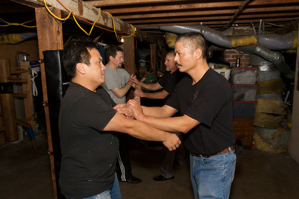2010 Sifu Ben Birthday Party
