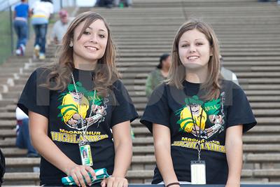 MHS vs EHS Fan Cheer Band
