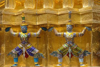 Von Bangkok nach Singapur 2007