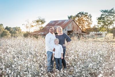 Leffler + Sawyer cotton field
