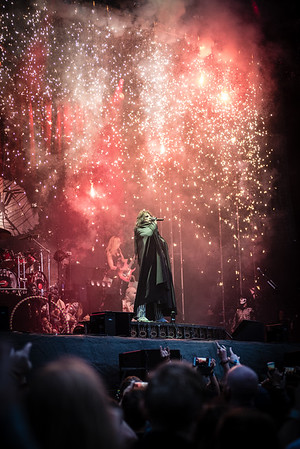 Alice Cooper at Tons Of Rock 2016