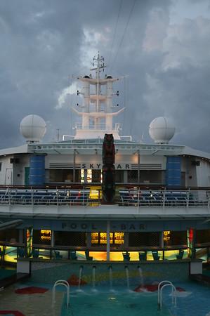 May 2 - Ship, Sky & Sunset