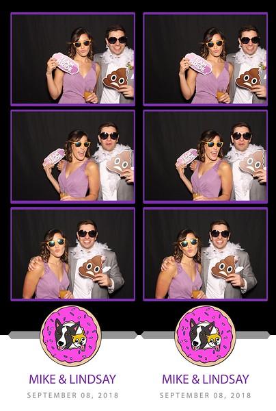 Mike & Lindsay's Wedding (09/08/18)