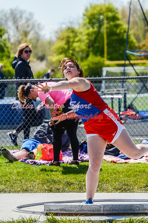 Marysville Invitational Track Meet