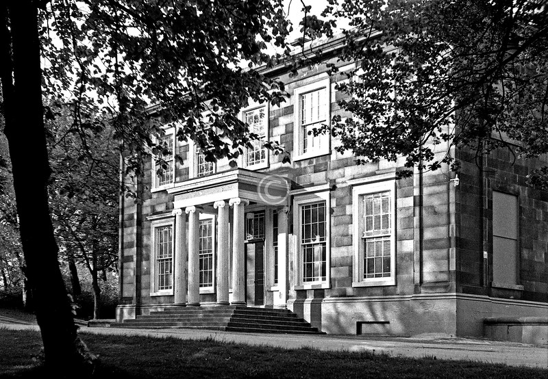 Camphill House.  August 1974