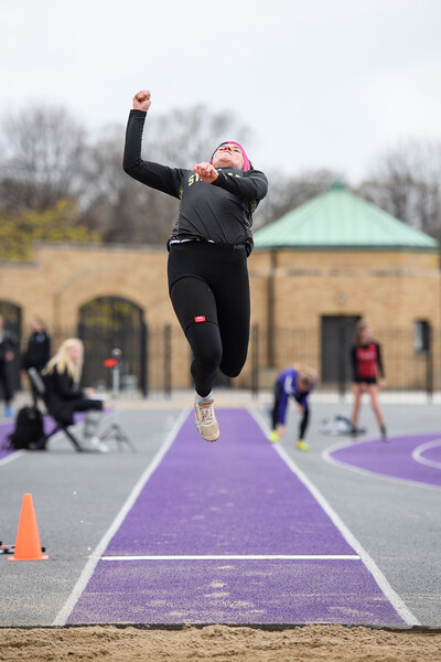 2019 05 01 Tommie Twilight Women Track Meet