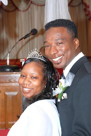 Tyrone & Amanda