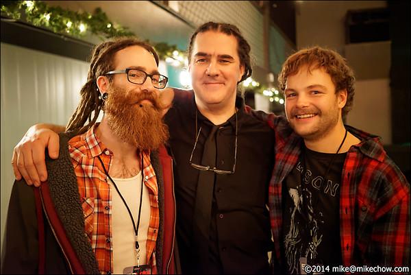 Adam PW Smith's Birthday Party, December 19, 2014