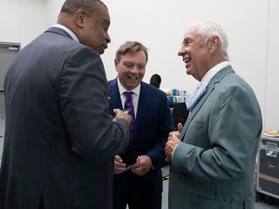 177 Presidential Guest Speaker Interview Stuart Fischer MD interviewing Roy Williams