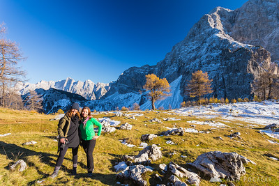 Gorenjska with Bea, Day 2 - Oct 28, 2014