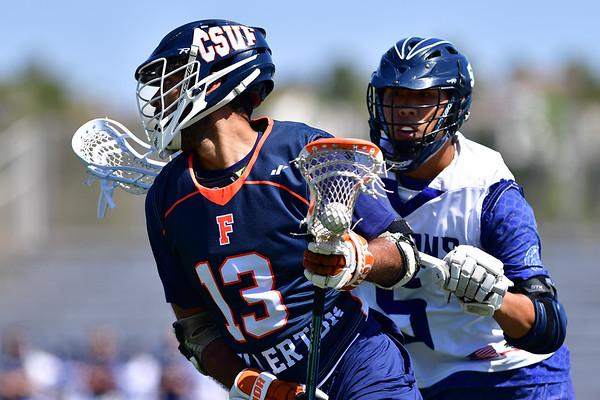 DII Semi, UCSD vs CSUF, 4-28-18