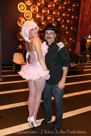 BB's Halloween at Hard Rock Hotel 2014