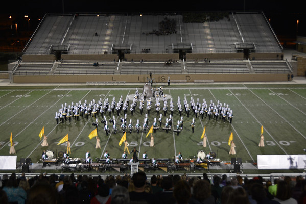 Vista Ridge Marching Festival 10/4