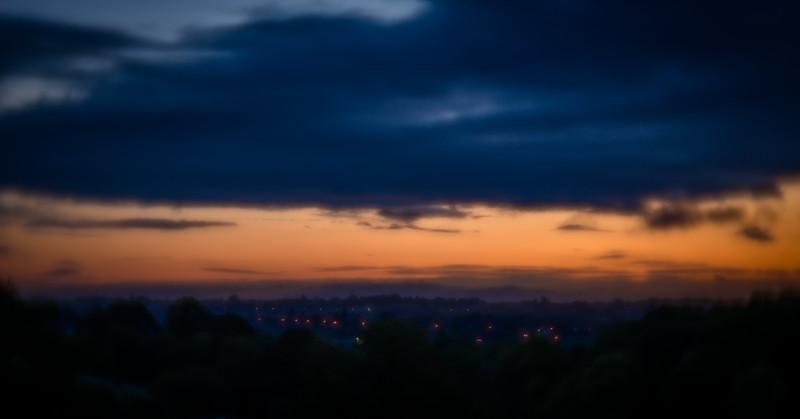 Landscape - Lights of Kempsey