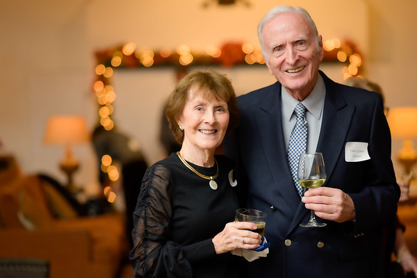 Tom L 90th Birthday Party @ Presidio Officers' Club, San Francisco