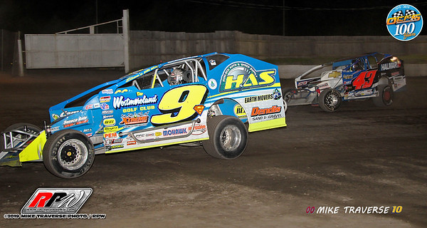 Battle Of The Midway - Orange County Fair Speedway - 8/15/19 - Mike Traverse