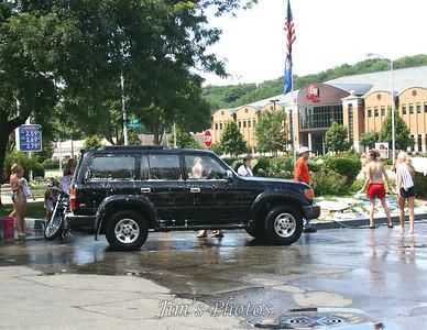 Car Wash Fund Raiser - Aug 14, 2009