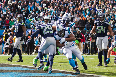 2016 Panthers vs Seahawks Playoffs