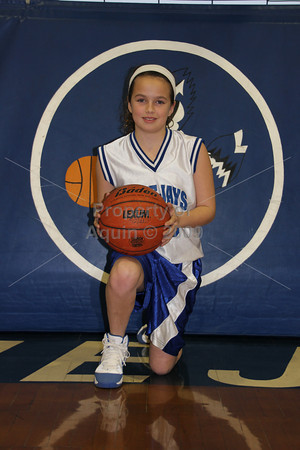 7th and 8th girls bball photo session . 2.23.12