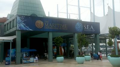 Singapore - S.E.A. Aquarium